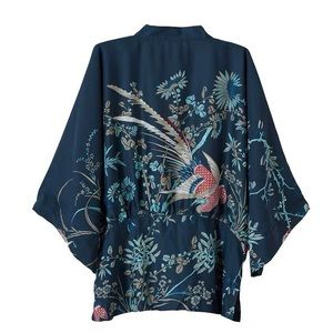 Tops - Japanese Kimono Inspired Top